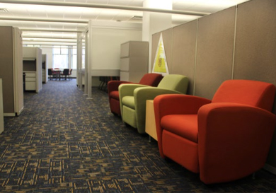 University of Michigan - Dearborn: Renovations - Stenco Construction Project Highlights For Education - um2